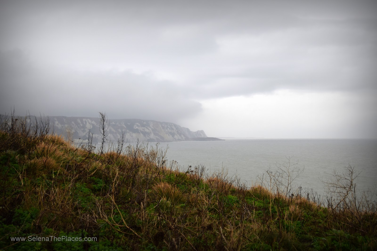 A Winter Walk in Folkestone