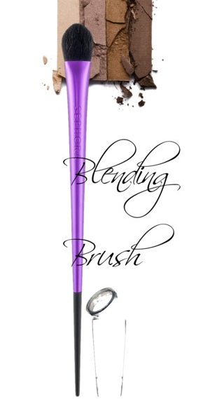 blending makeupbrush