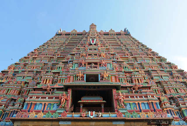 The Most Spectacular Temple Towers in South India
