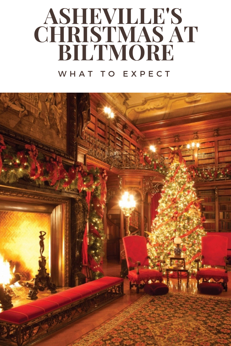 Hines-Sight Blog: Christmas At Biltmore in Asheville, NC: What a ...
