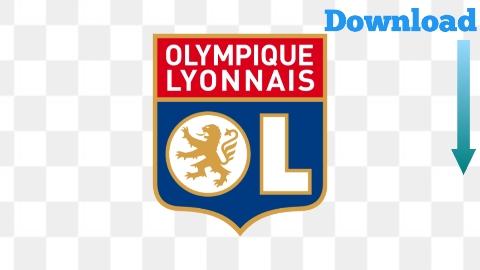 Download Logo Olympique Lyonnais PNG HD
