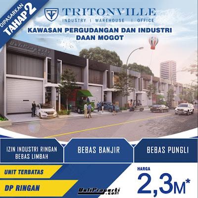 tritonville warehouse