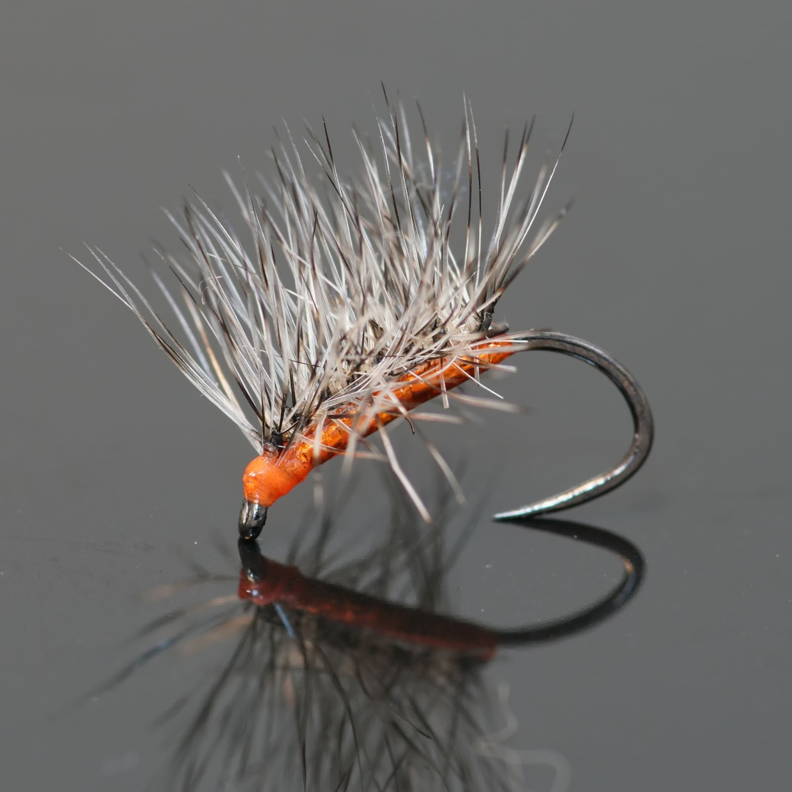 The asher stacker fly fish food fly tying and fly fishing for Fly fishing tying