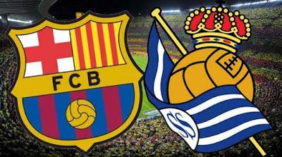 مباراة برشلونة وريال سوسيداد يلا شوت بلس مباشر نصف نهائي 13-1-2021 والقنوات الناقلة في كأس السوبر الإسباني