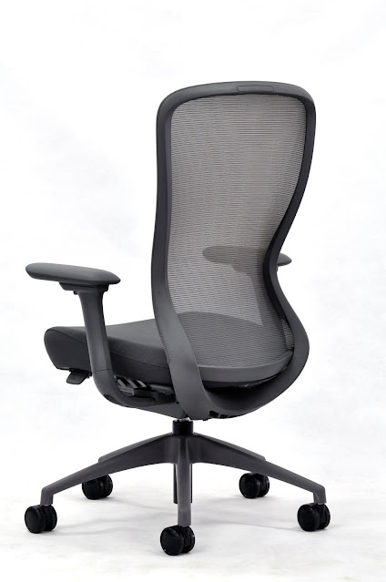 exchange task chair by eurotech
