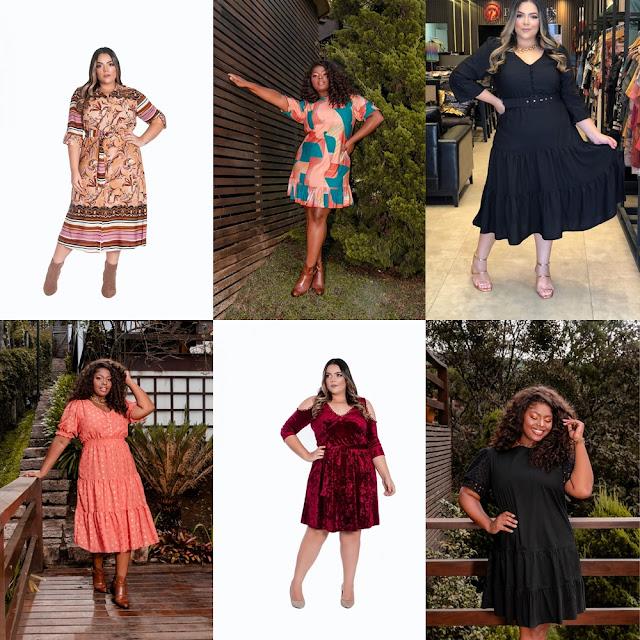 vestidos plus size ana maya curves