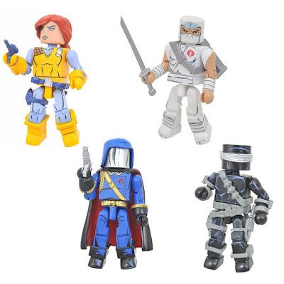 G.I. Joe: A Real American Hero Minimates Box Set #1 by Diamond Select Toys