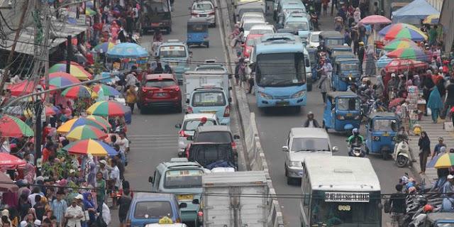 Besok, Penataan Tanah Abang dimulai, Satu jalur Jl Jati Baru ditutup Buat Lapak PKL