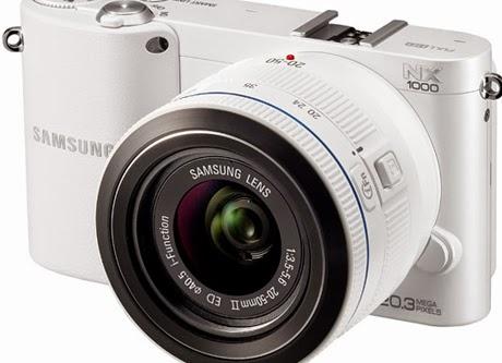 Samsung, Kamera Mirrorless Terbaik