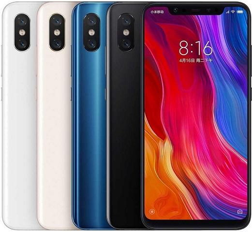 Xiaomi Mi8 image