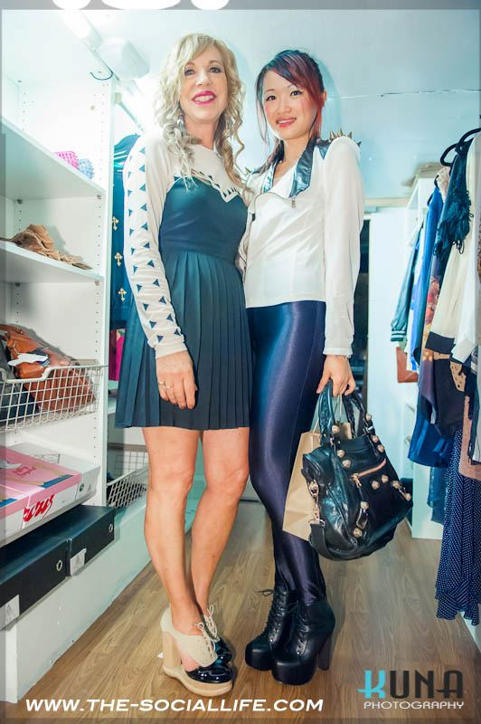 5366780ebd9280 Fashion s Night Out Vancouver inside JennyFleur Loves trailor with Jennifer  Gray the owner