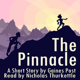 The Pinnacle by Gaines Post. Cover art by Jenny Weatherup.