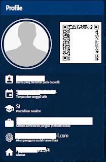 Profil Info GTK