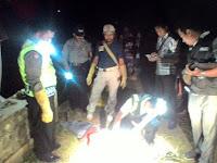 Pria Tanpa Identitas Ditemukan Tergeletak di Tepi Jalan Desa Gajah