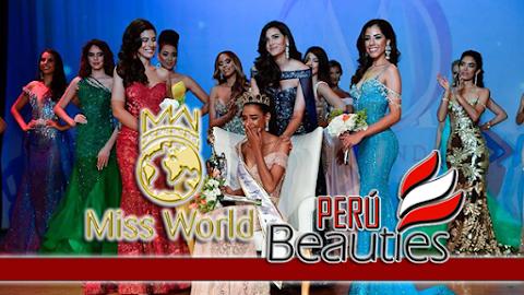 Miss World Puerto Rico 2018