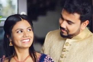 Kerala Best Hindu Engagement Highlight In Thiruvalla   Aswin & Meenu
