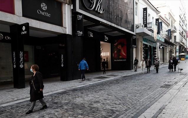 """Έμποροι: «Η Αττική στο """"κόκκινο"""" και η αγορά στα """"μαύρα""""»"""