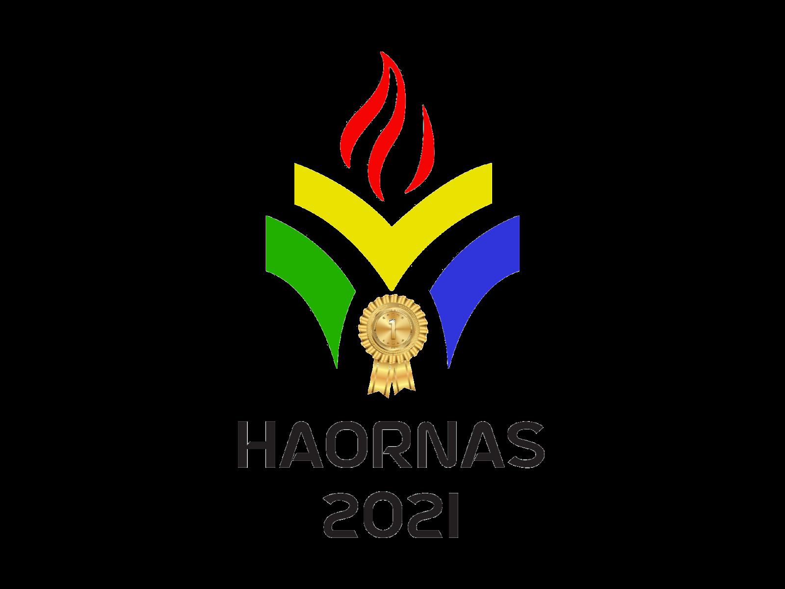 Logo HAORNAS 2021 Format PNG