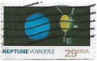 Selo Netuno Voyager II