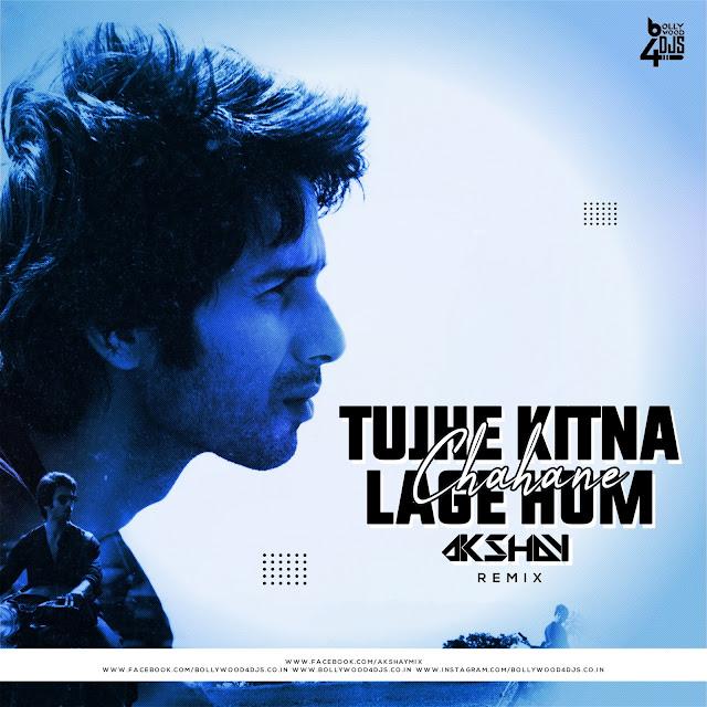 Tujhe Kitna Chahne Lage (Remix) Dj Akshay   Kabir Singh All Songs Download