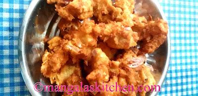 Bread Bhajiya | Bread Pakora - Bread mixed with Indian Spices | Kids Recipes |Tea Time Snack