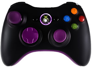 modded controllers xbox 360 mod controllers xbox 360 purple out