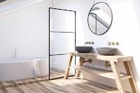 Tendencias minimalistas en decoración de baños