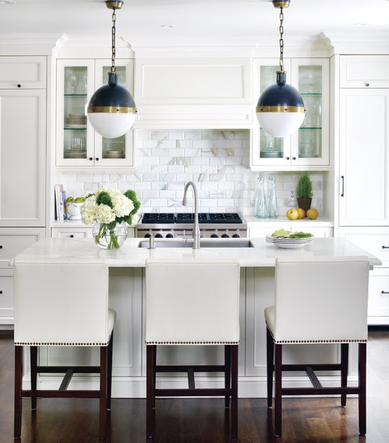 White Kitchen: Litsje: White Kitchen Inspiration
