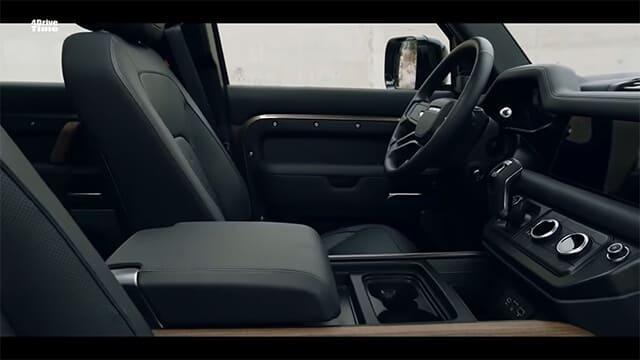 افضل المميزات التي ستاتي بها سيارة لاند روفر ديفندر 2020 الجديدة