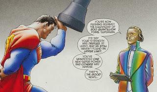 Superman y sus increíbles poderes