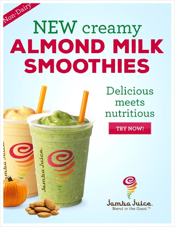 jamba juice growth strategy Case 9 – jamba juice case objectives 1to investigate choice of competitive strategy in a crowded industry environment 2to examine how external and internal forces affect competitive strategy and options for innovation and growth.