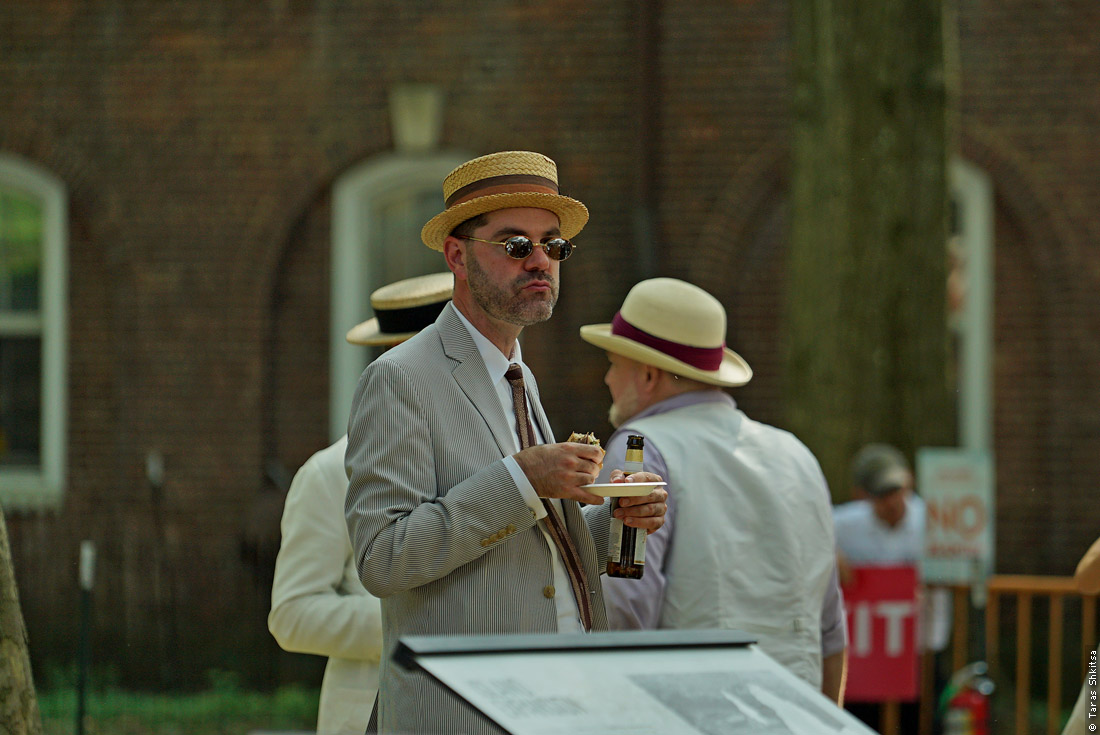 Governors Island. NYC. Jazz Age Lawn Party