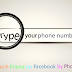 Find Facebook Page by Phone Number