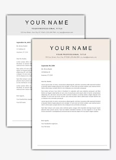 Classy cover letter template google docs