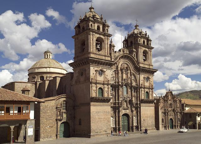 Cusco compañía de Jesús
