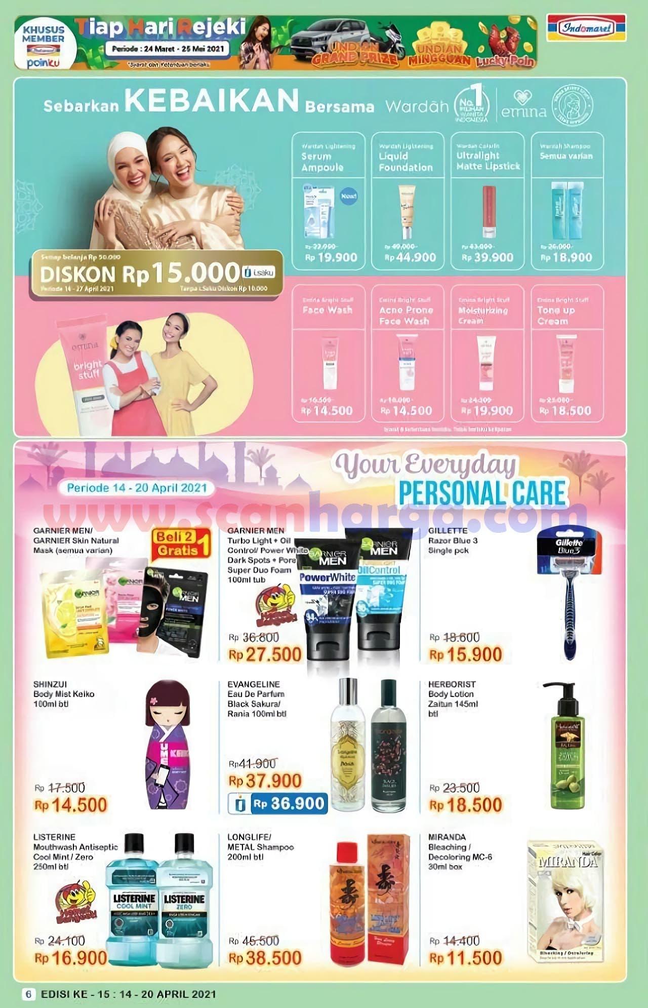 Katalog Indomaret Promo Terbaru 14 - 20 April 2021 6