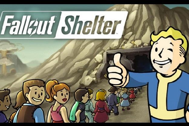 fallout shelter δωρεάν παιχνίδι