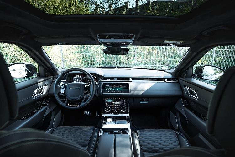 Range Rover Velar SV600, SUV hầm hố 600 mã lực cho đại gia