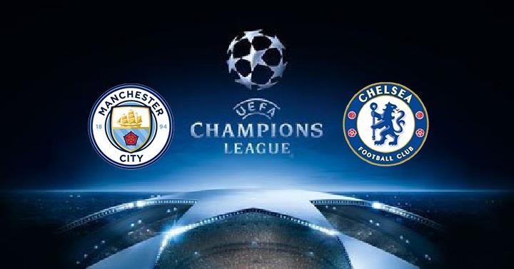 Manchester City Hadapi Chelsea di Final Liga Champions