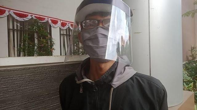 Jadi Relawan Suntik Vaksin China, Bang Ojol: Badan jadi Panas, Mengantuk