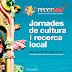 Recercat 2017 - Jornades de Cultura i Recerca Local