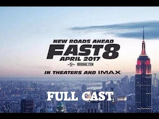 Fast and Furious 8 (2017) Full Movie HD 720p Bluray