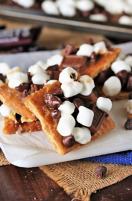 S'mores Cracker Candy Image