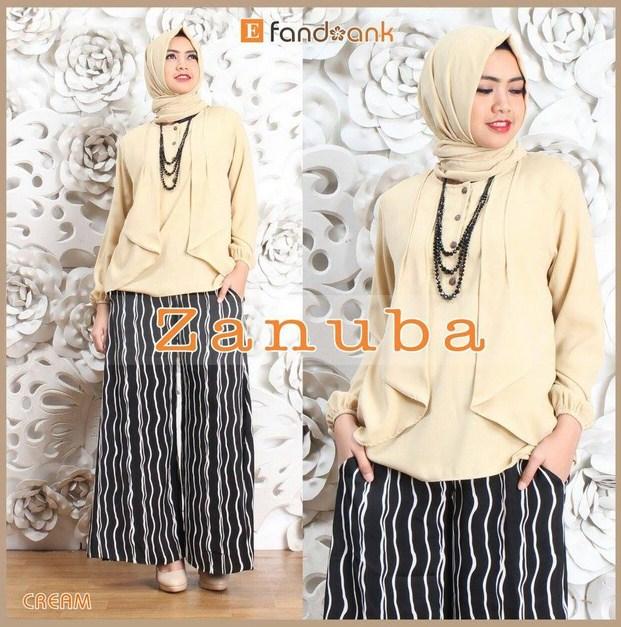 Style Fashion Busana Muslim Casual Modern Untuk Wanita