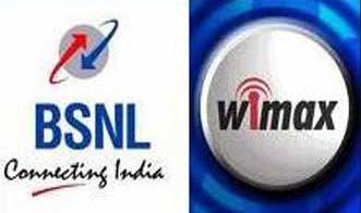 BSNL, Bharat Sanchar Nigam Limited, bsnl wimax Service, BSNL 4G service