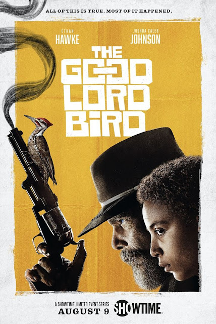 Série TV The Good Lord Bird L'Agenda Mensuel - Octobre 2020
