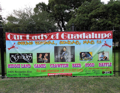 Our Lady of Guadalupe Spring Festival May 21, 2017