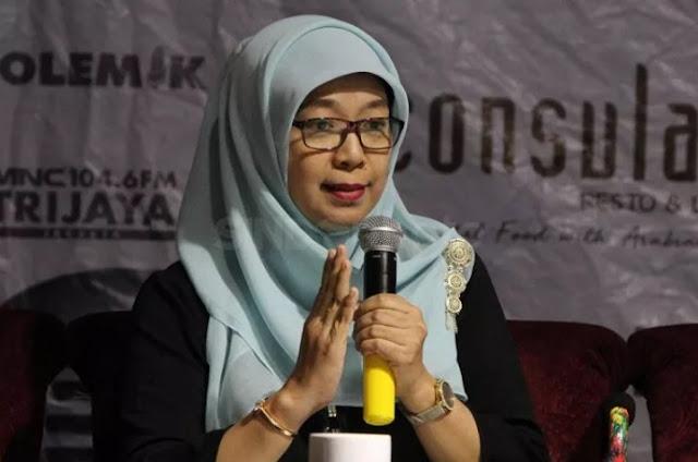 Komisioner KPAI Sirti Hikmawatty - Sebut Wanita Bisa Hamil saat Berenang dengan Pria, Komisioner KPAI Minta Maaf
