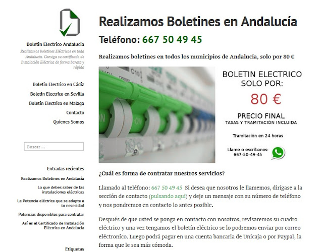https://boletinelectricoandalucia.wordpress.com