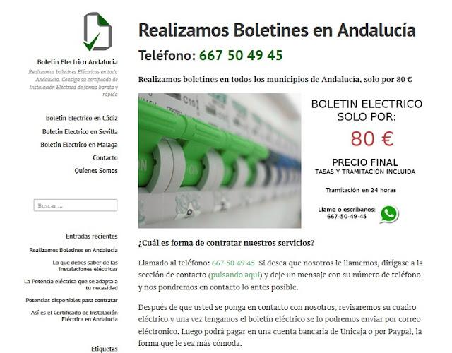https://boletinelectricoandalucia.wordpress.com